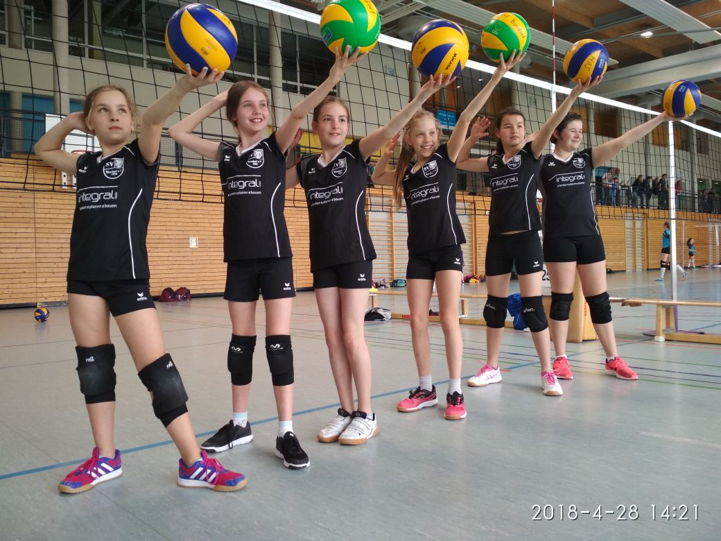 Volleyball Jugend 2018